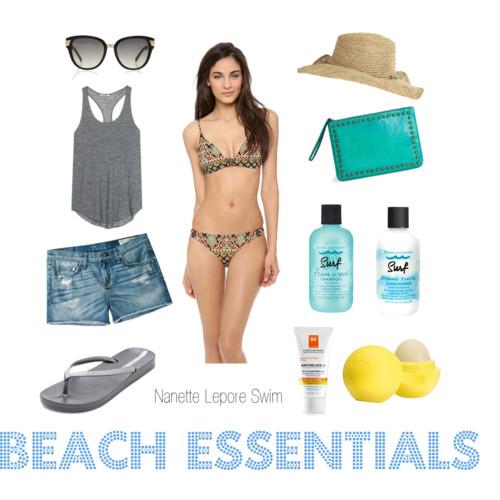Beach-Essentials