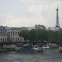 Paris-Scenery