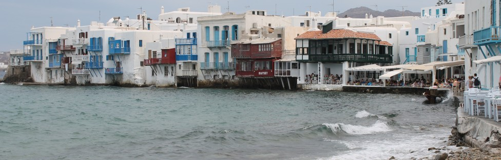 A Quick Tour of Mykonos & its Magical Vibes