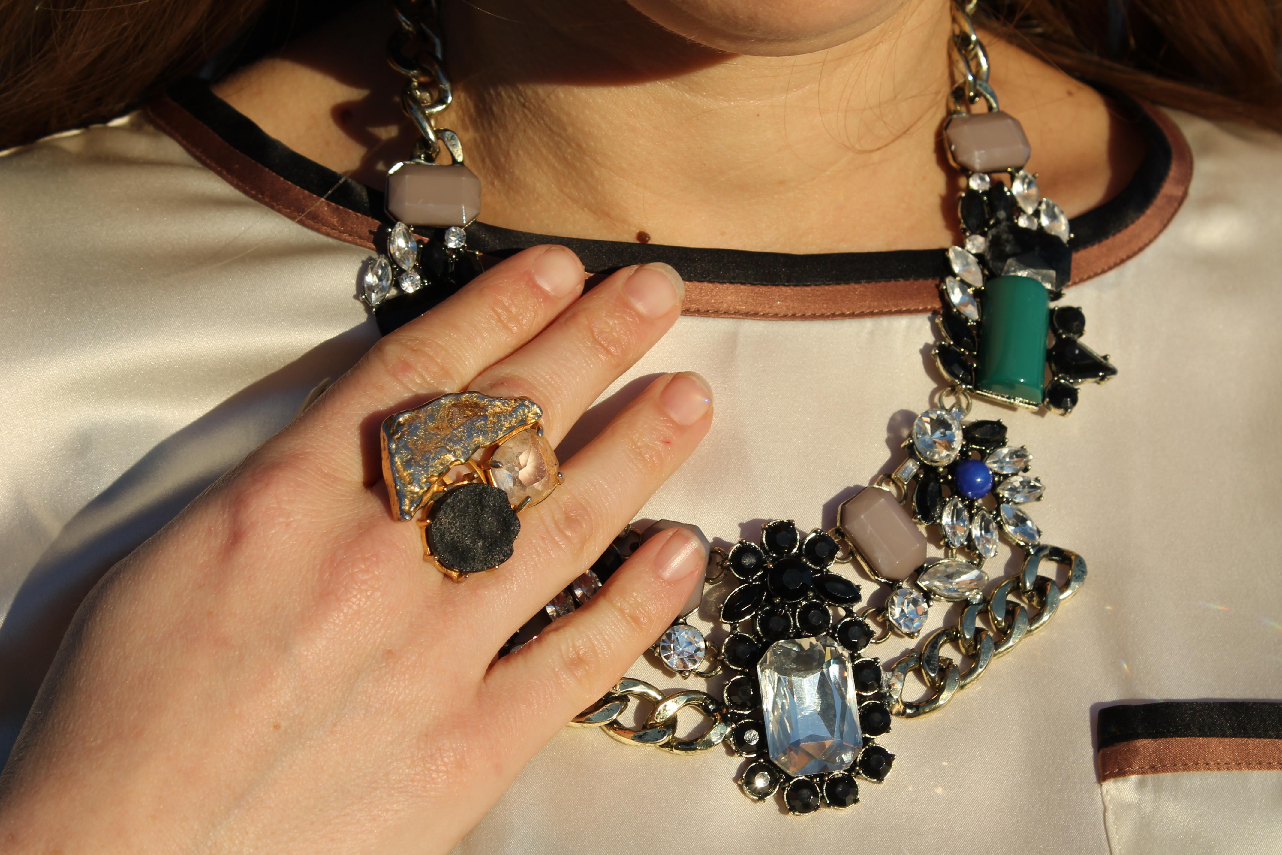 Nordstrom Chanel Jewelry Style Guru Fashion Glitz