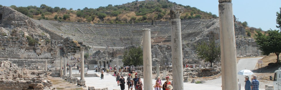 Turkey's Ephesus is One Wonder Not to be Missed