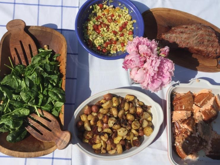 Summer-BBQ-Spread