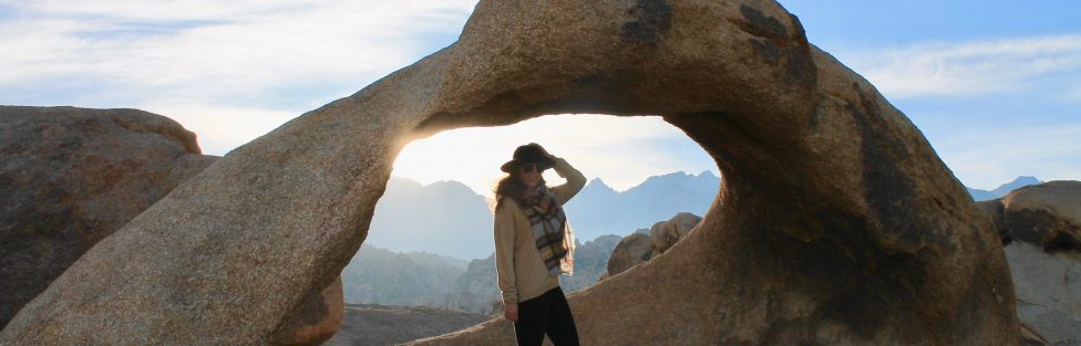 Through My Eyes: The Alabama Hills